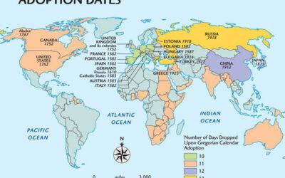Calendar Correction
