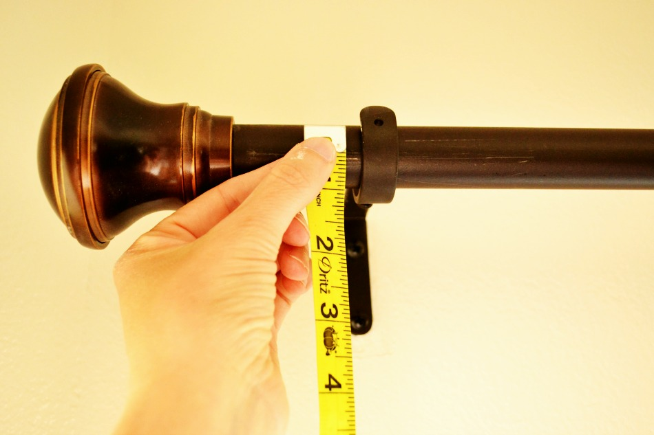 Measuring the Drapes